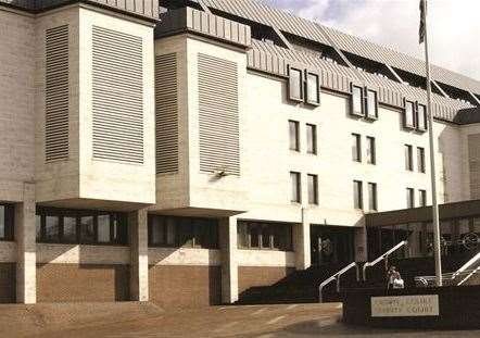 The trial is being heard at Maidstone Crown Court