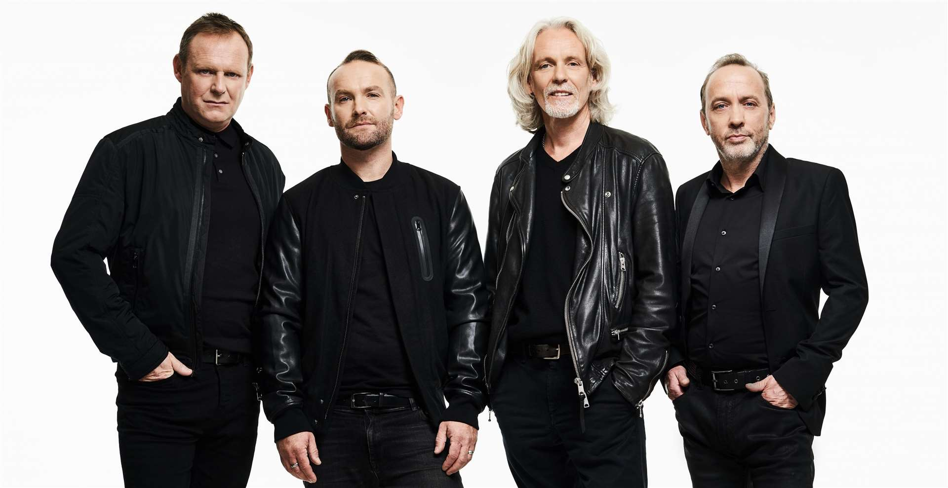 Wet Wet Wet will be at Let's Rock