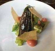 One of the dishes on the menu at Stark. Picture: TripAdvisor