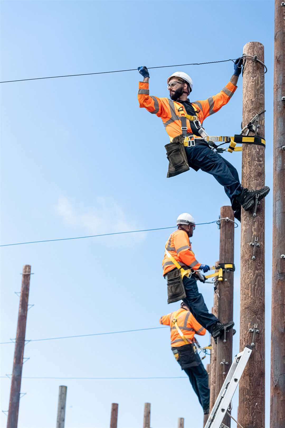 Openreach will introduce 112 new jobs in Kent in the new year. Picture: Openreach