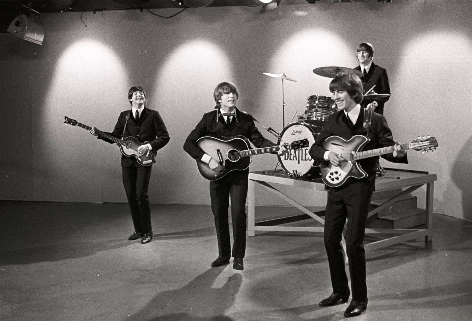 The Beatles performed a string of shows in Margate as well as an early outing in Chatham