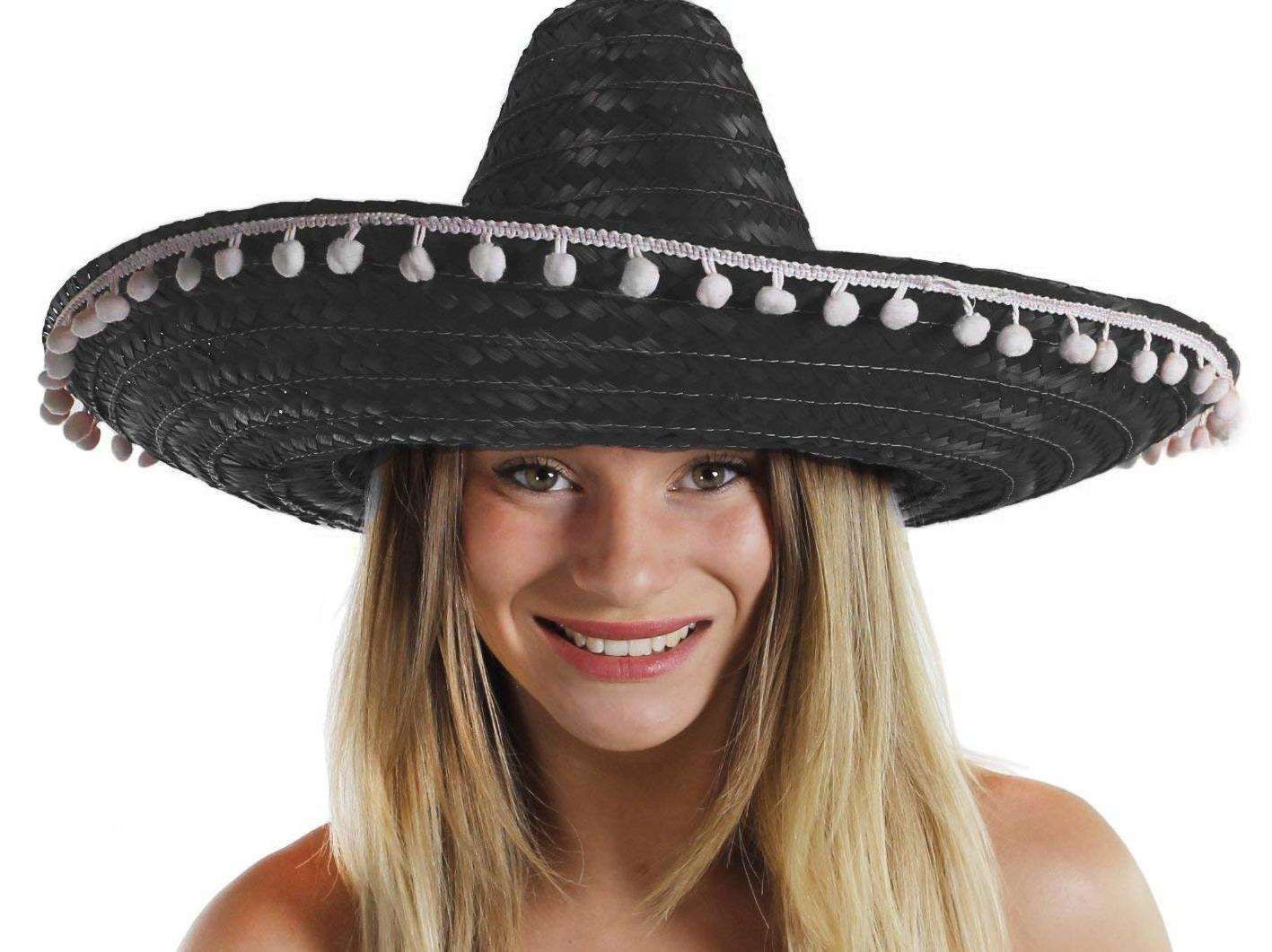 Kent Union has warned against wearing sombreros (4732344)