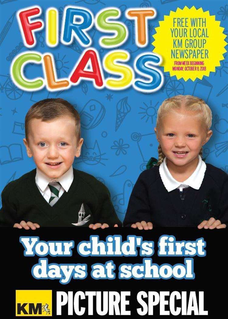 Order your copy of First Class today (4616812)