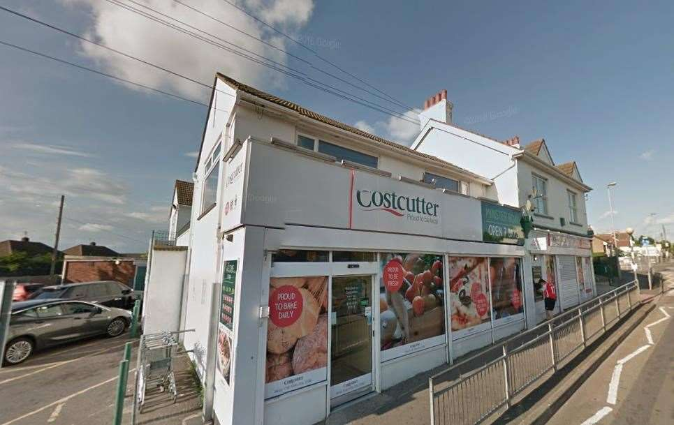 Costcutter on Minster Road, Minster. Picture: Google