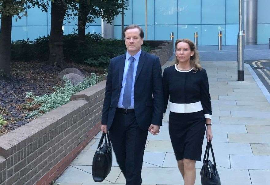 Natalie Elphicke left her husband after he was found guilty of three sexual assaults. Stock picture