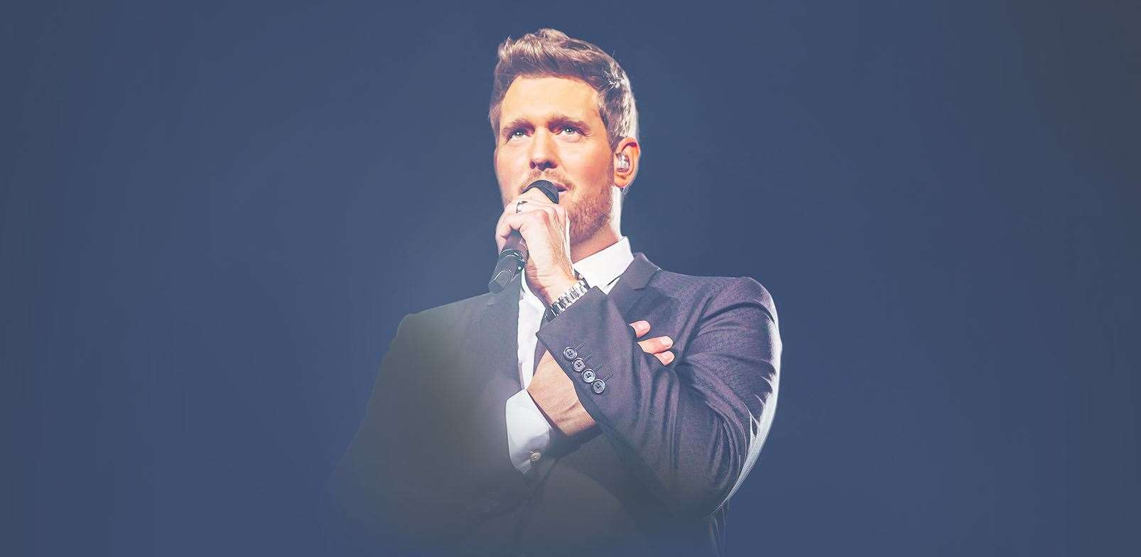 Superstar Michael Buble is coming to Canterbury