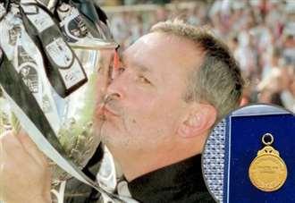 'Priceless' football medal allegedly stolen