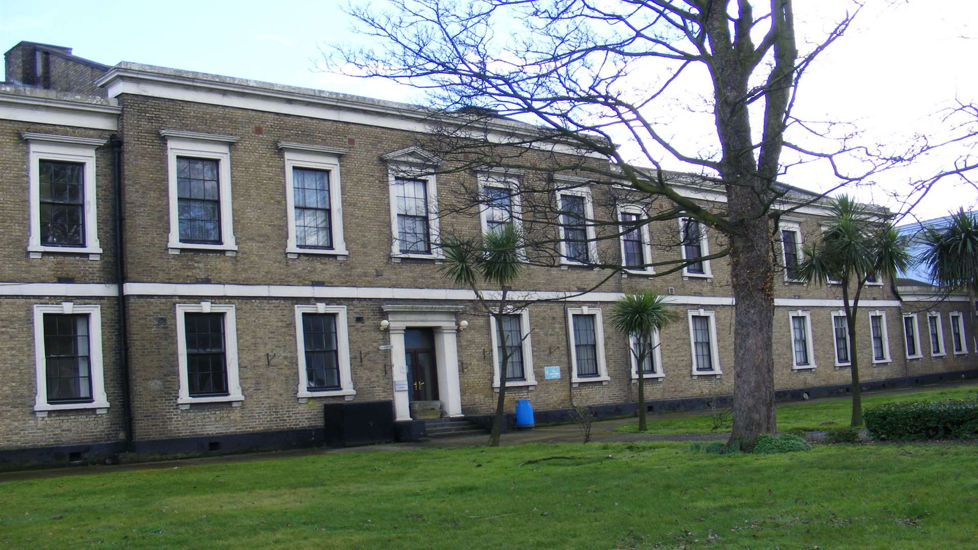 The Old Military Hospital, Sheerness
