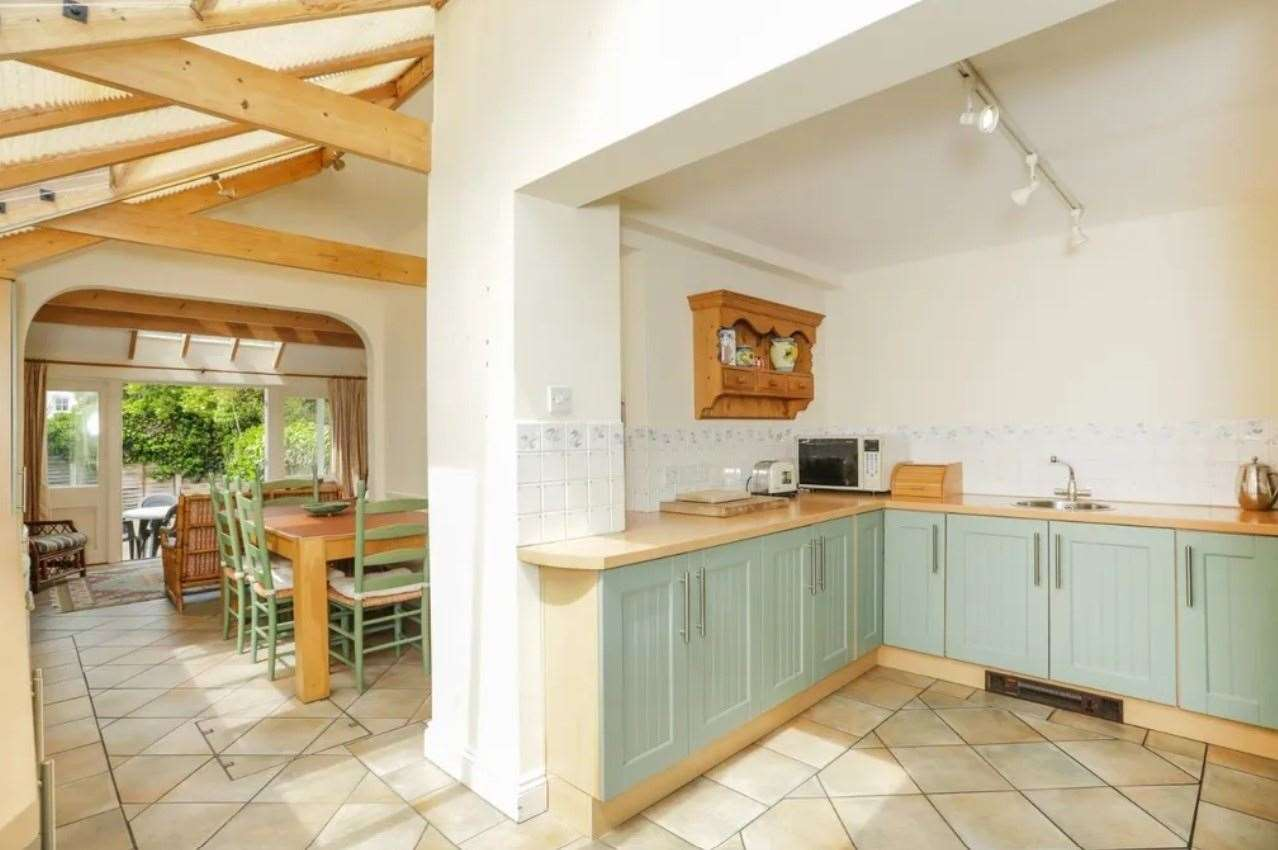 Inside the property. Picture: Zoopla / Miles & Barr