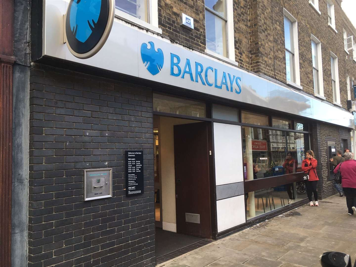 Barclays has come in for criticism for the move