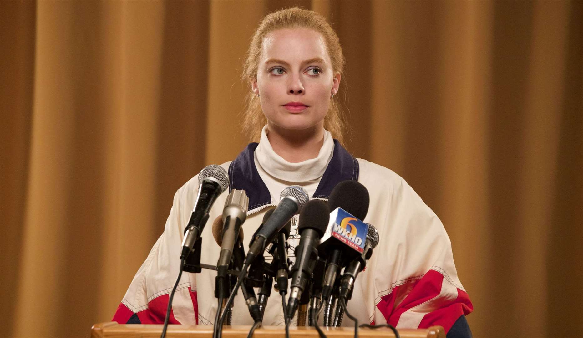 Margot Robbie as Tonya Harding. Picture: PA Photo/Entertainment One