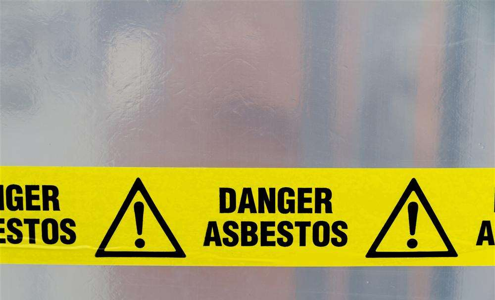 Asbestos Picture: Stock image