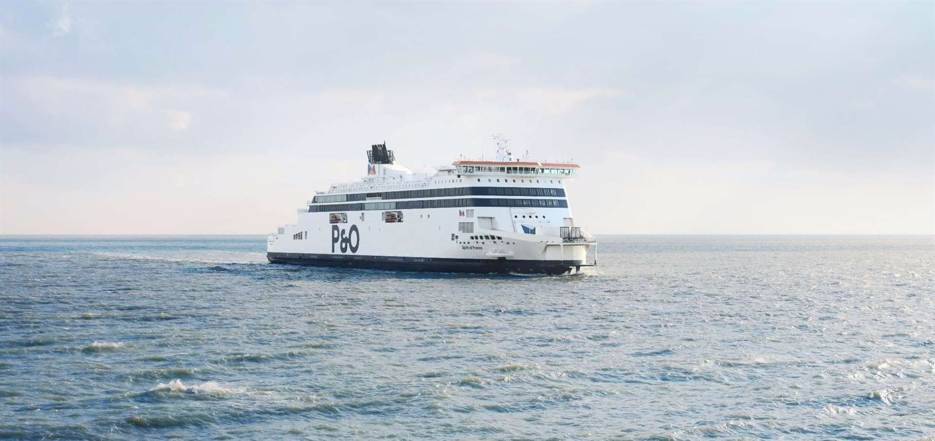 P&O ferries have brought in new measures