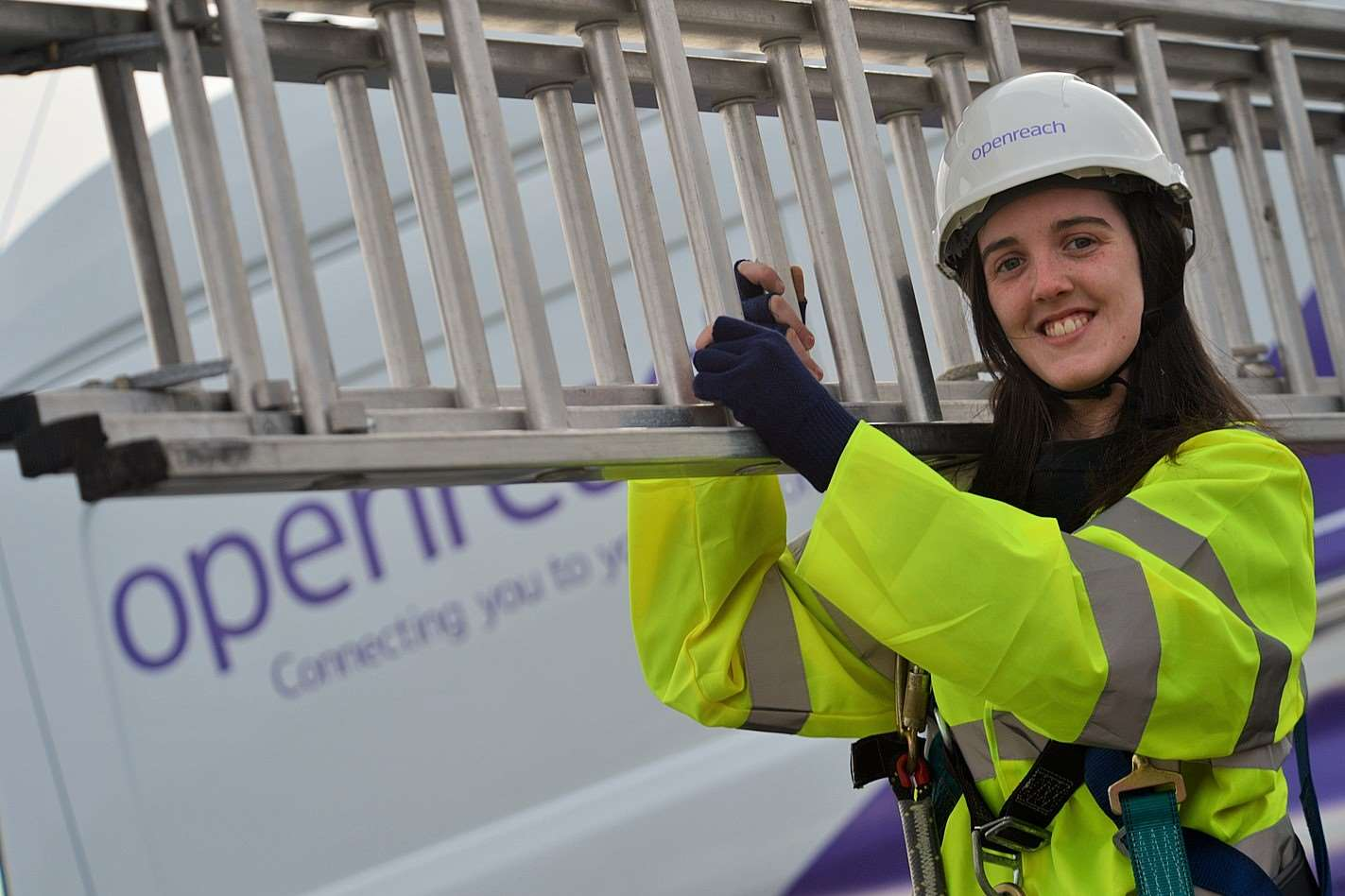 Openreach has launched an engineer recruitment drive