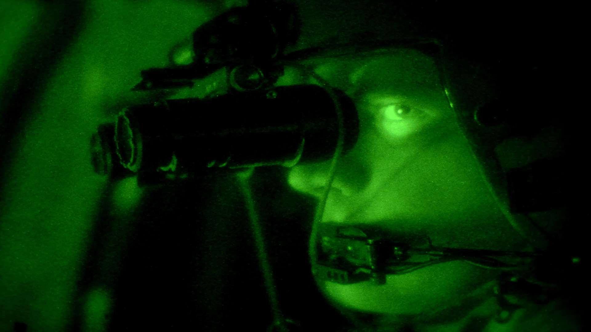 Pyser-SGI makes night-vision technology for the likes of the Ministry of Defence