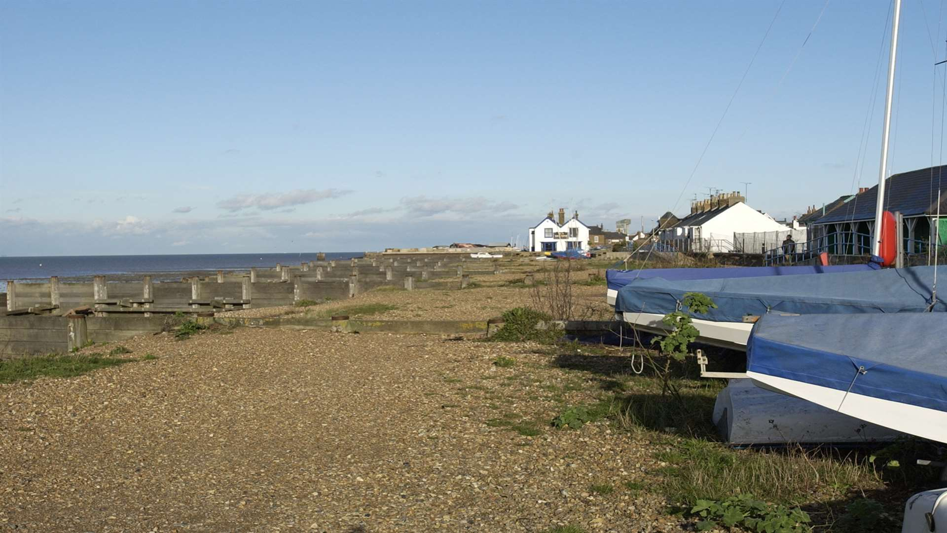 Whitstable has proved attractive to second home buyers