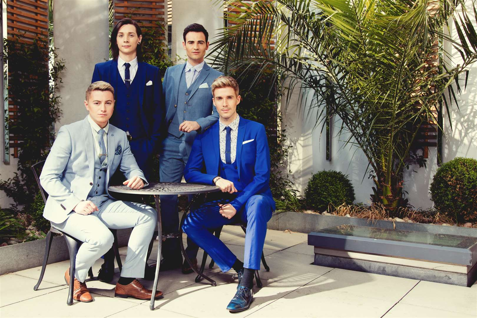 Collabro will also perform at the four-night event