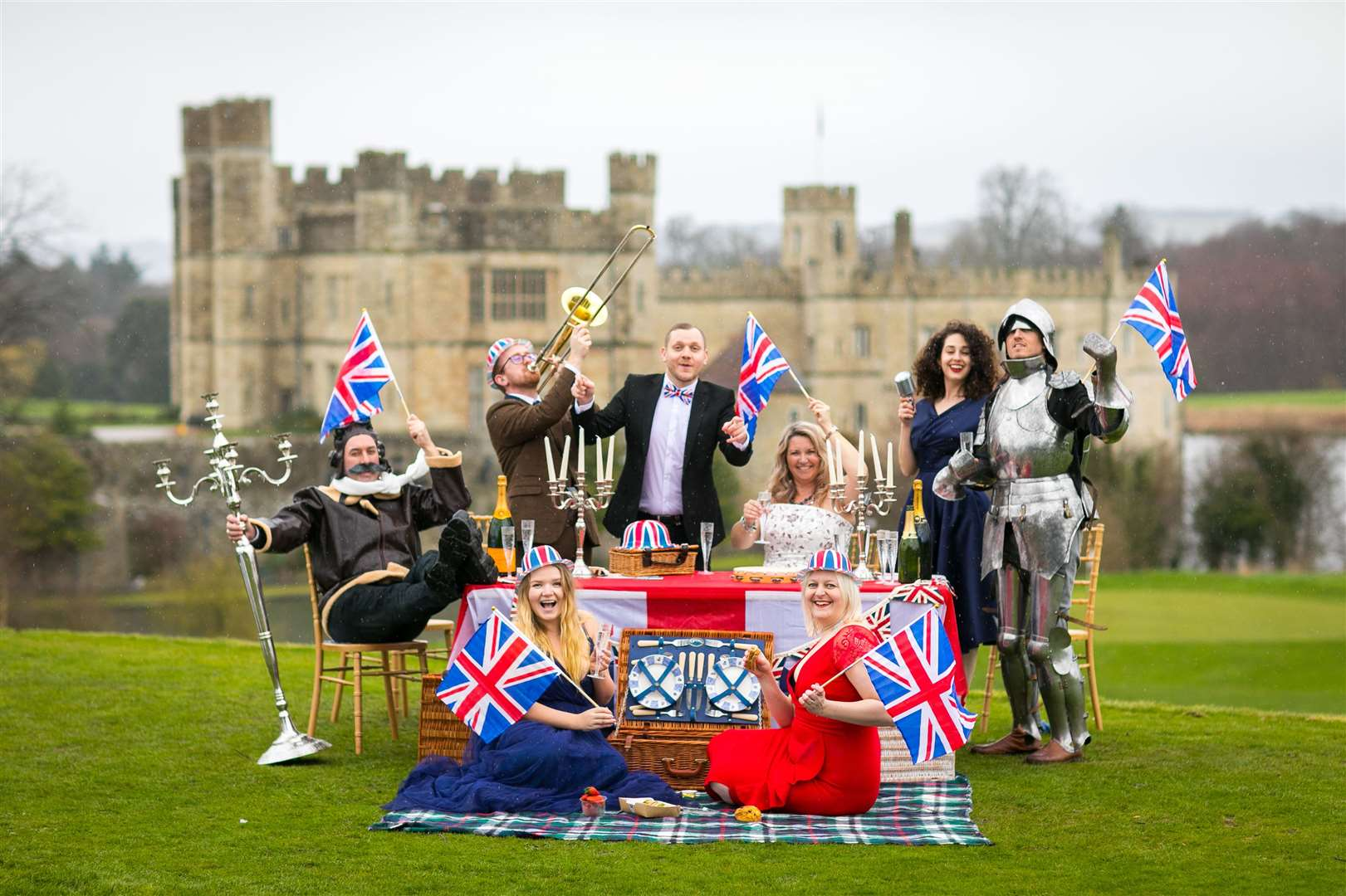 The Leeds Castle Concert will be held this July