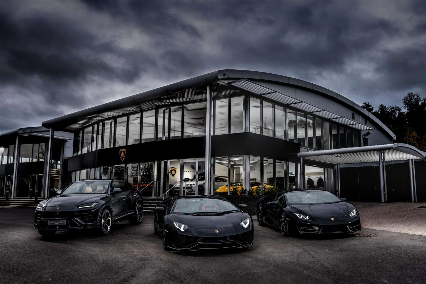 Lamborghini has opened its showroom in Tunbridge Wells (5297157)