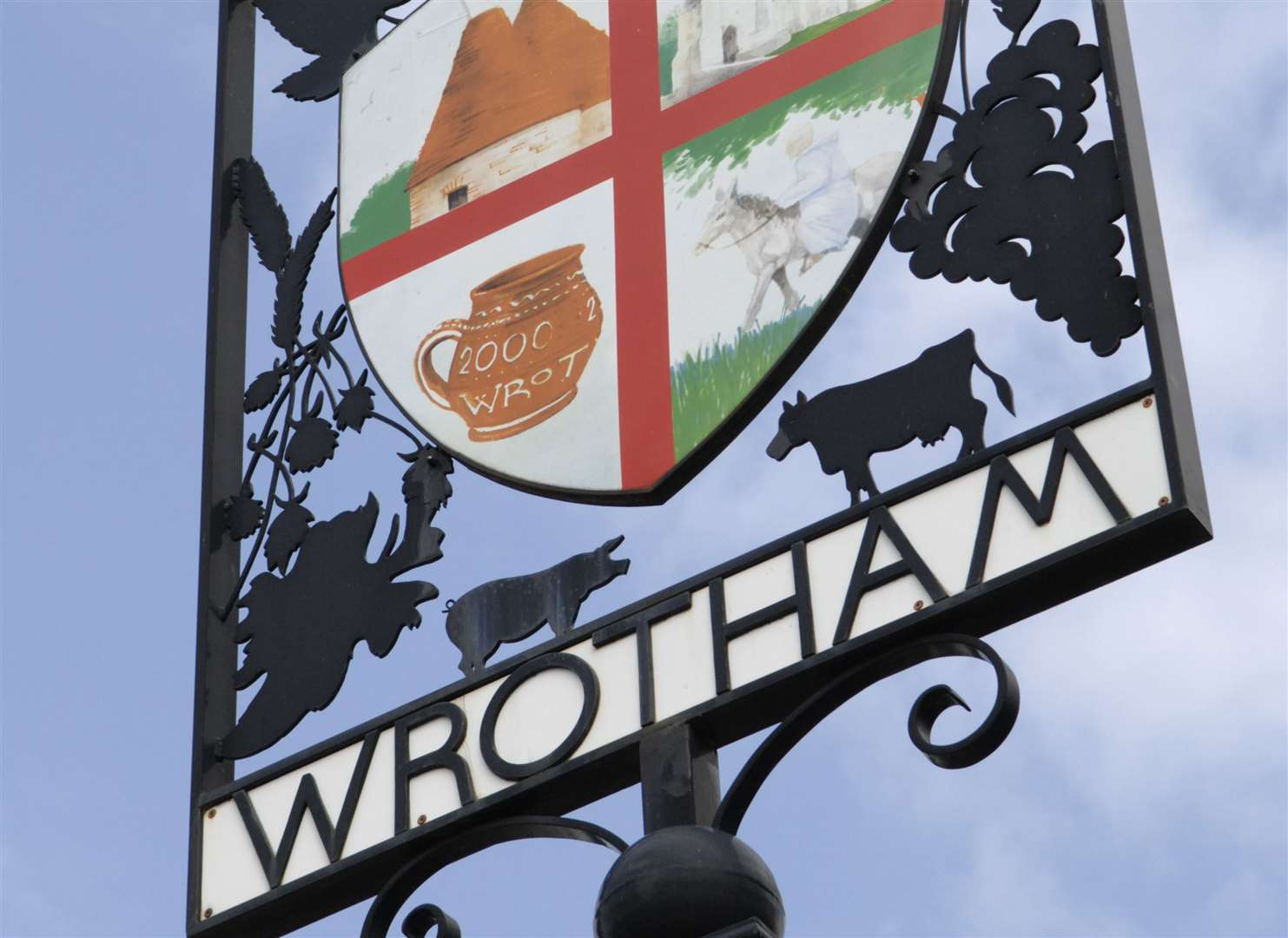 Wrotham saw thousands at one rave in the summer of 1989