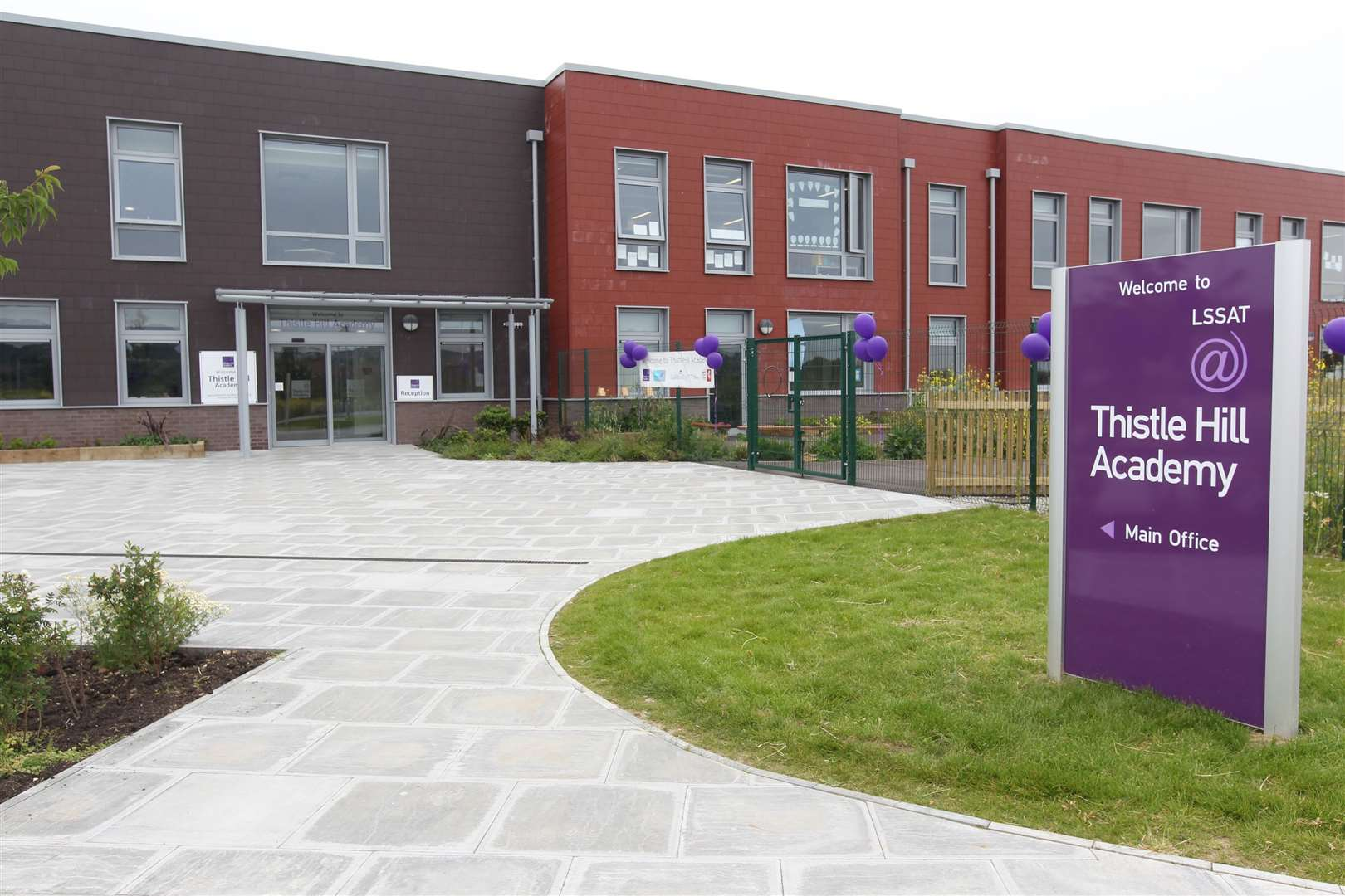 Thistle Hill Academy in Minster, Sheppey
