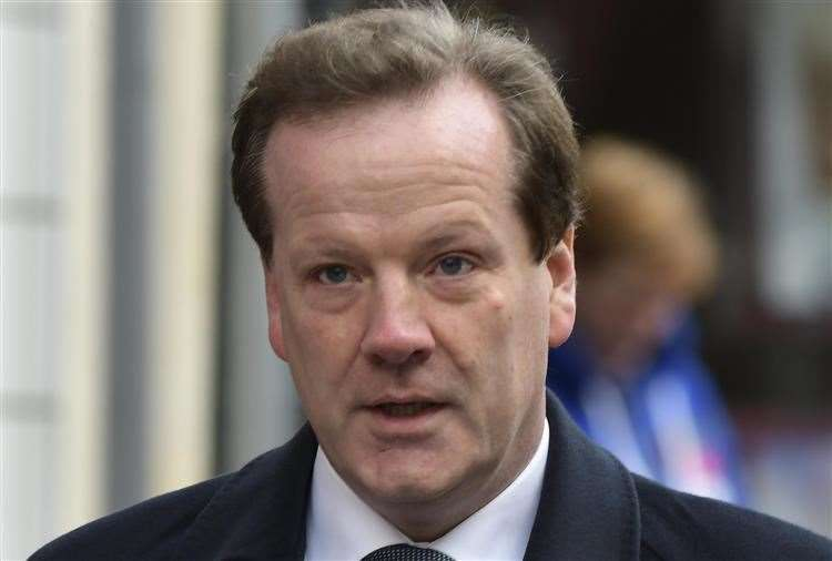 Charile Elphicke will not stand as a candidate for the Dover and Deal seat