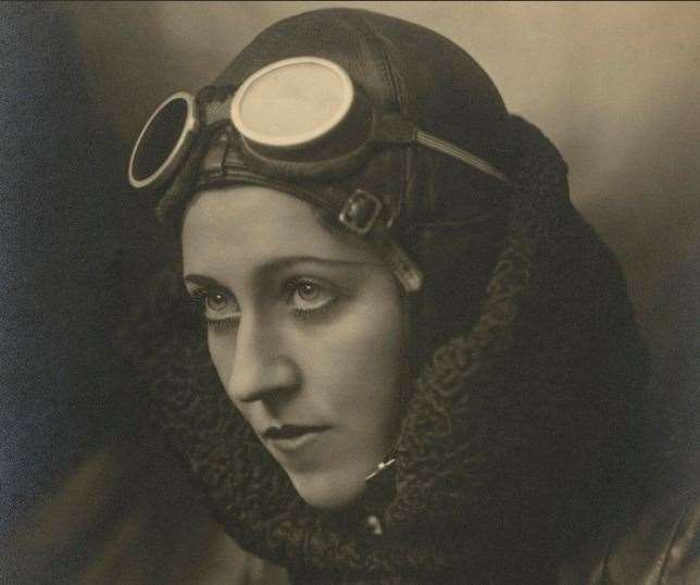 Amy Johnson was one of the most influential and inspirational women of the 20th Century. Picture: Capstack Portrait Archive with thanks to Lawrence Hole