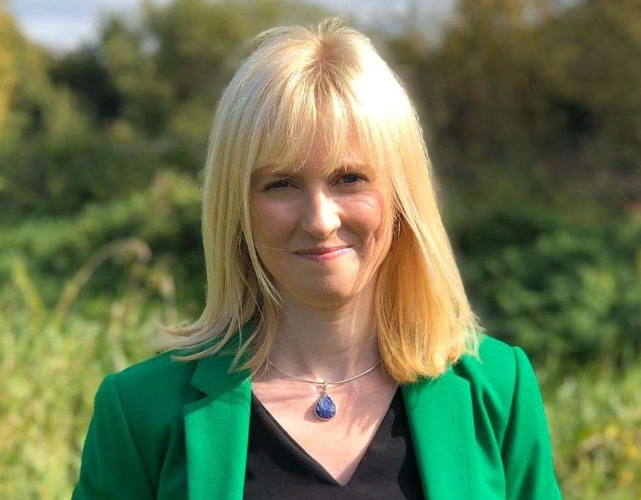 "Canterbury and Whitstable MP Rosie Duffield has said the report ""confirms what myself and many others knew"". Picture: Suzanne Bold/The Labour Party"