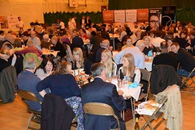 The Maidstone heat of the KM Big Charity Quiz on Friday, November 8