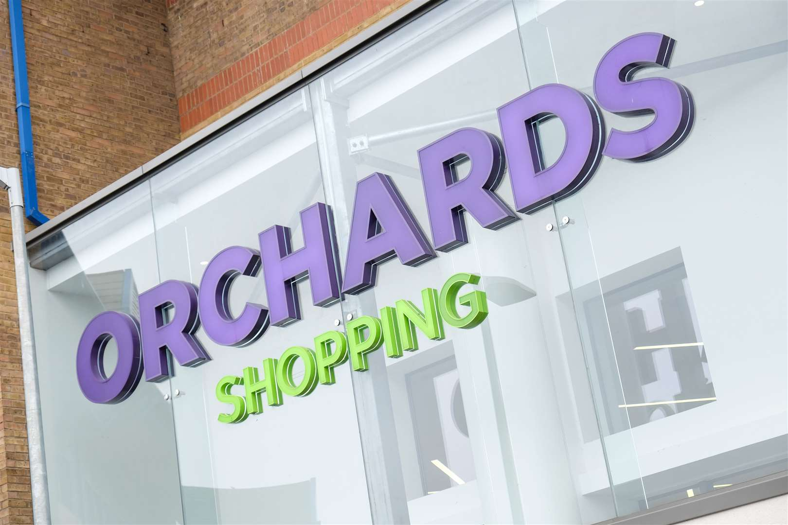 Orchards Shopping Centre is covered by the scheme. Picture: Matthew Walker
