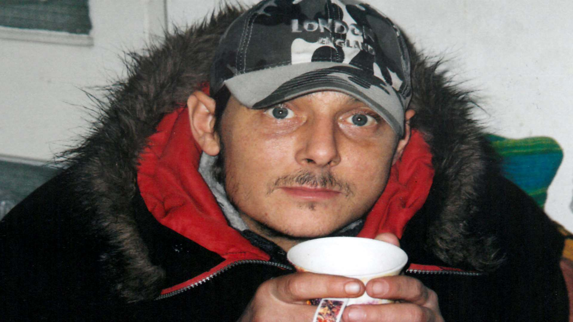 Homeless David Wilkes died in hospital days after being attacked in a Canterbury park