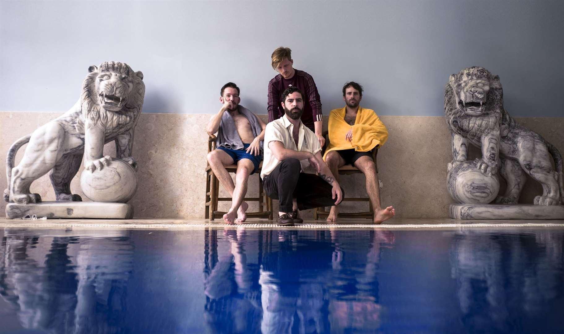 Foals will play Bedgebury in Goudhurst