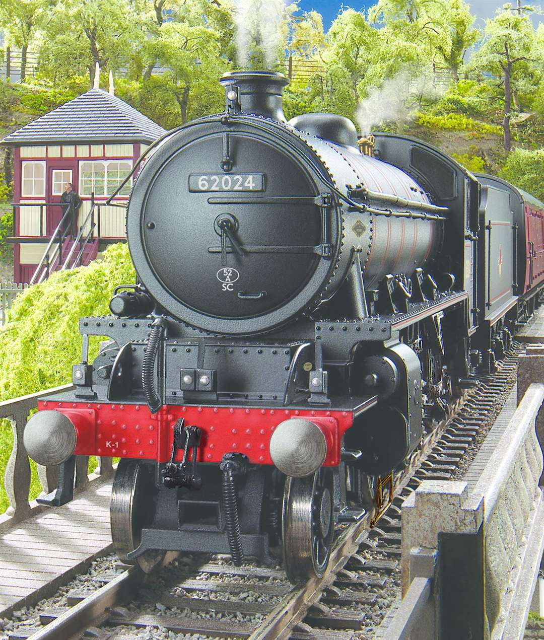 Hornby is joining in with Heritage Open Days