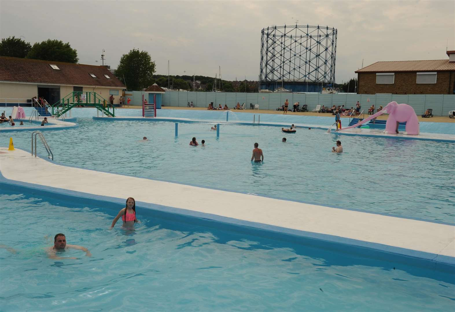 Pool at the strand in gillingham to stay closed as it is - The strand swimming pool gillingham ...