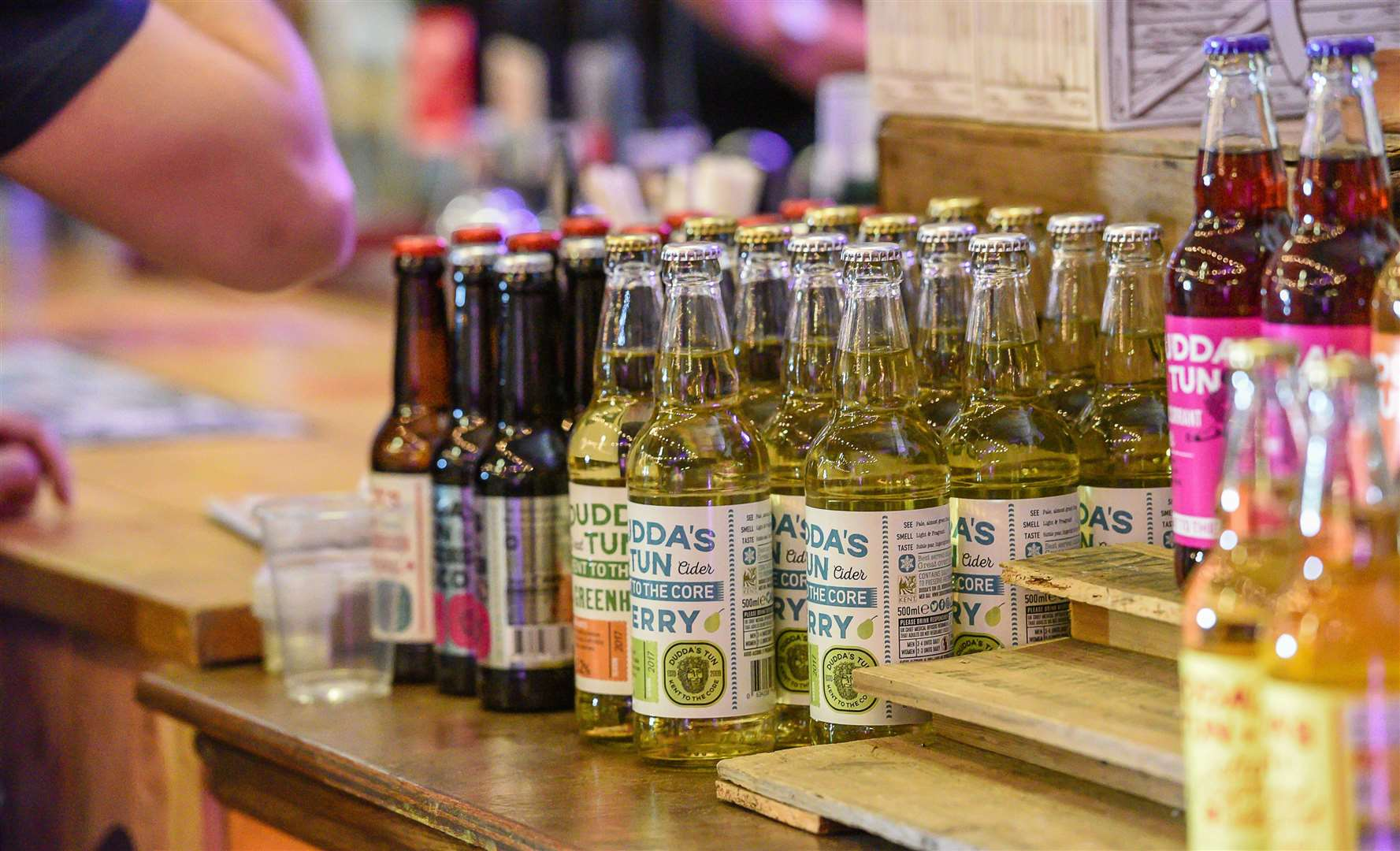Ciders to suit all tastes will be at the Brogdale Cider Festival