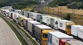 Operation Brock will keep Kent moving - transport minister (8452790)
