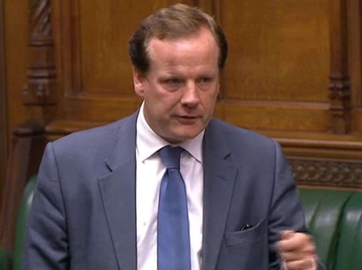 Charlie Elphicke: says this tragedy was feared