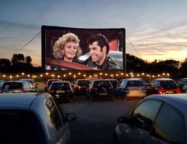 There are plans to host more events like this Nightflix Drive-in cinema in Rainham