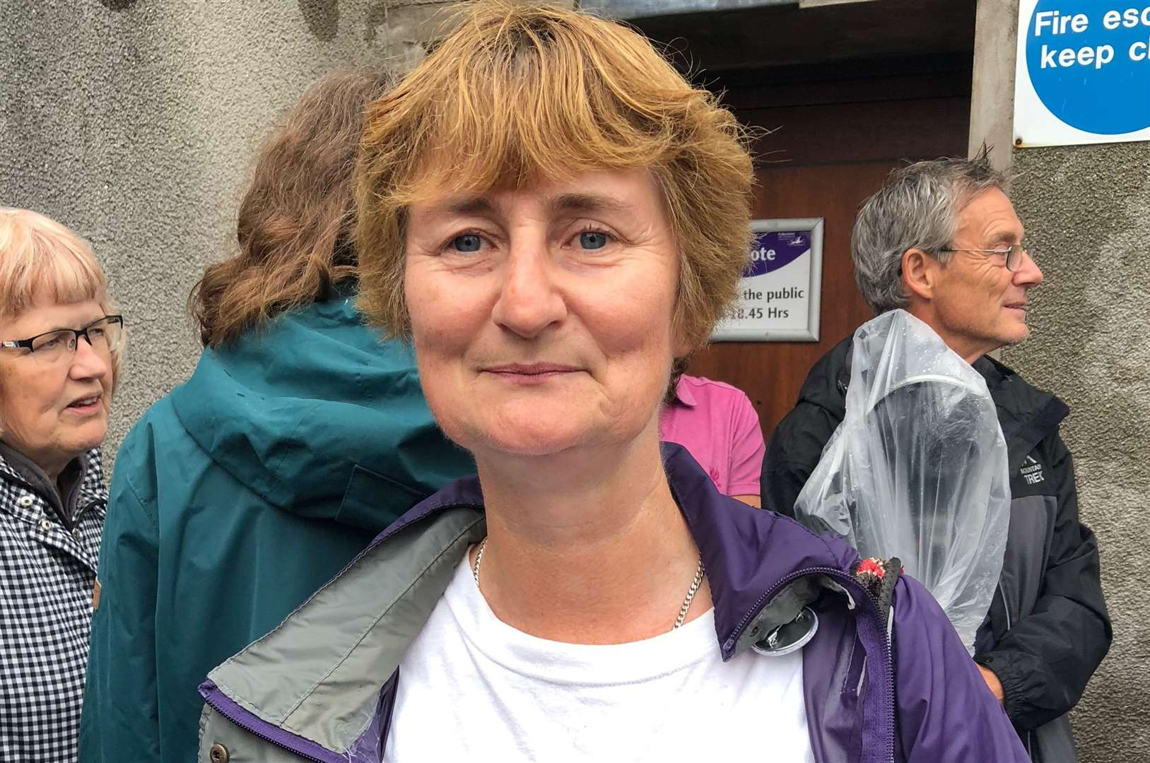 Cllr Lesley Whybrow of Folkestone & Hythe District Council
