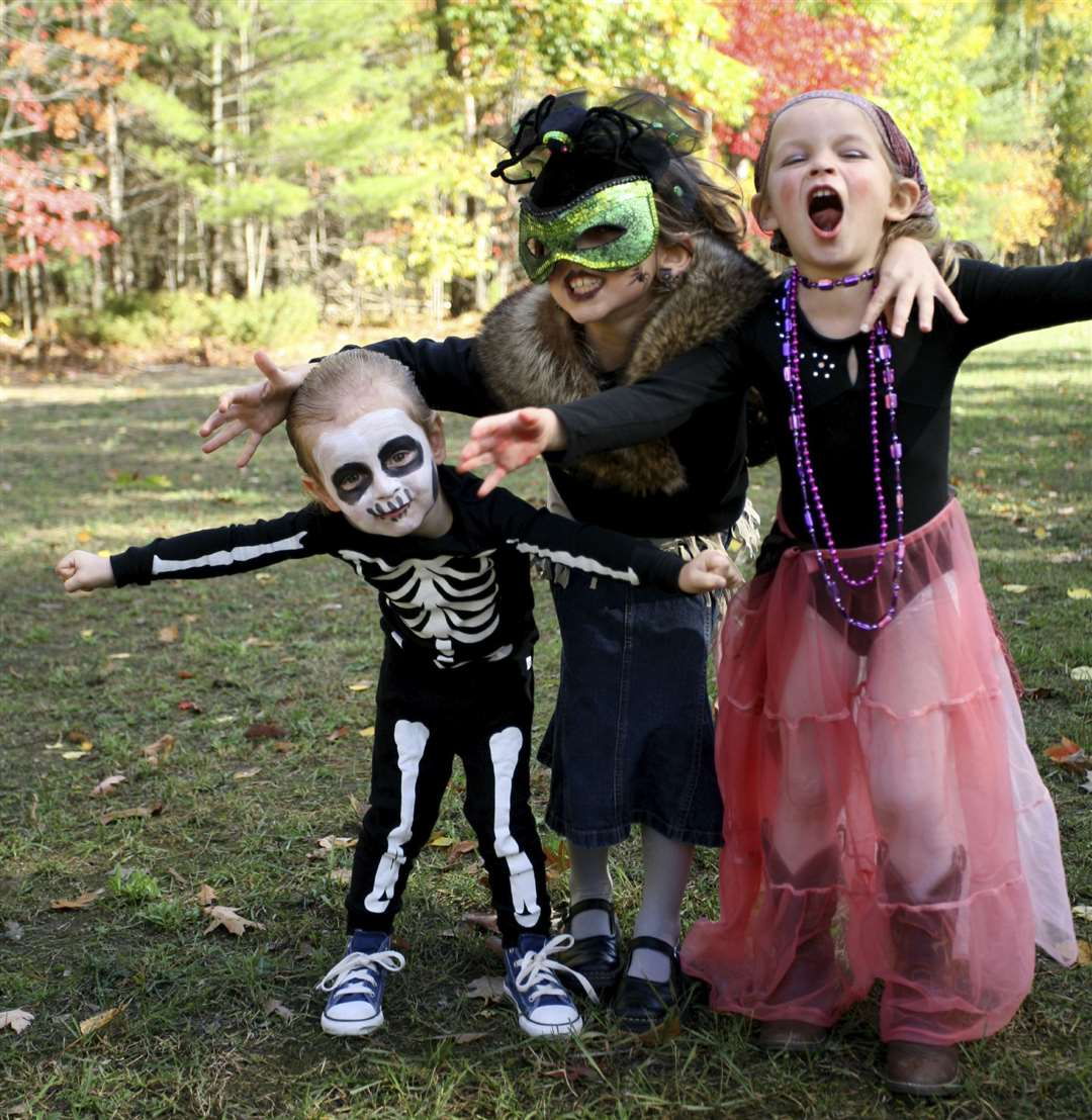 What do you have planned for your little monsters this Halloween and half term?