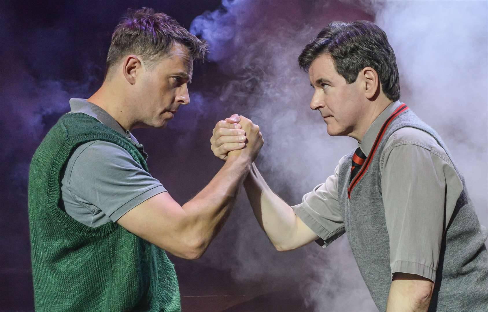 Blood Brothers is at the Marlowe Theatre Picture: Robert Day