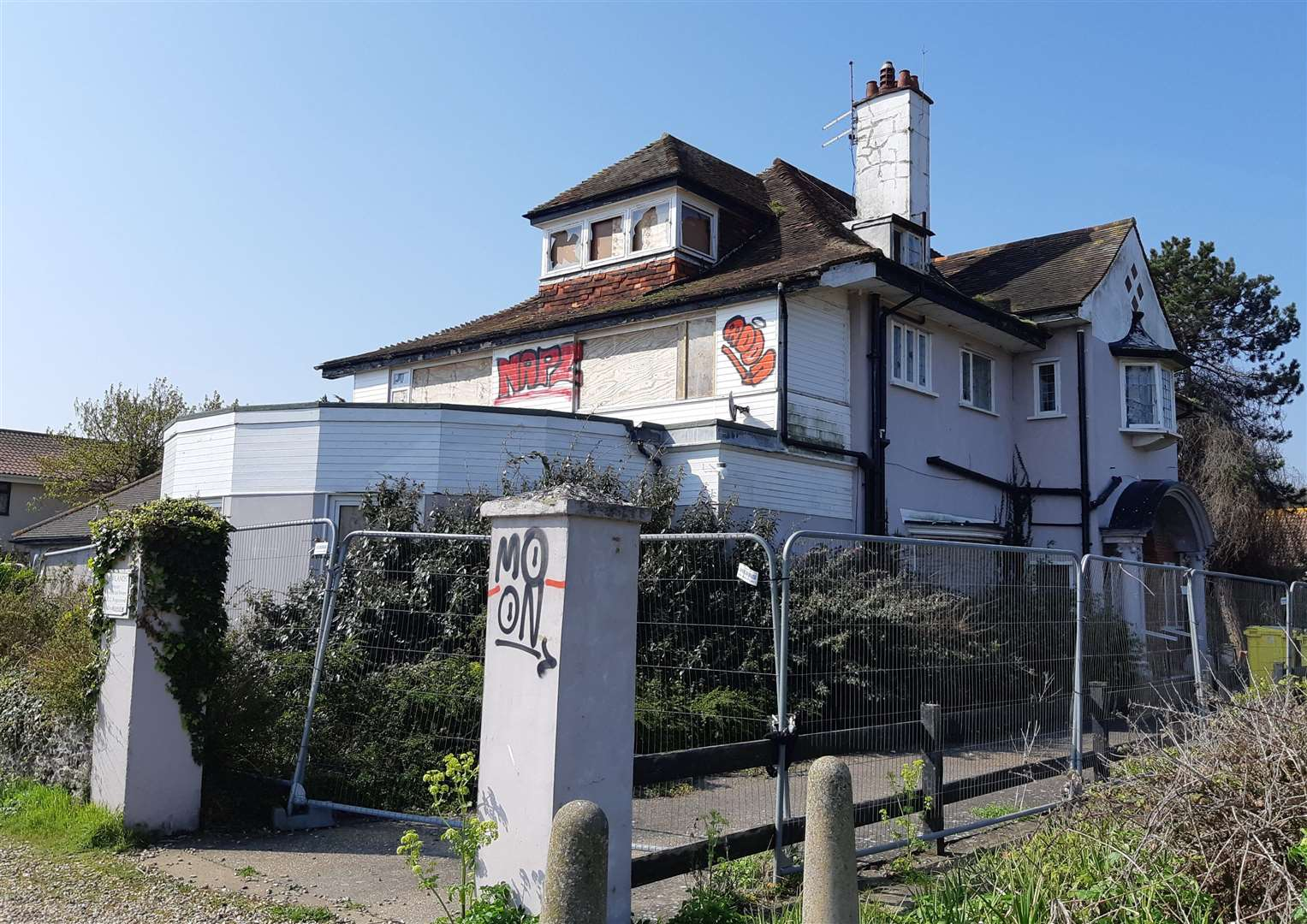 Newlands residential home in Walmer, which closed in 2016, could be demolished to make way for six flats