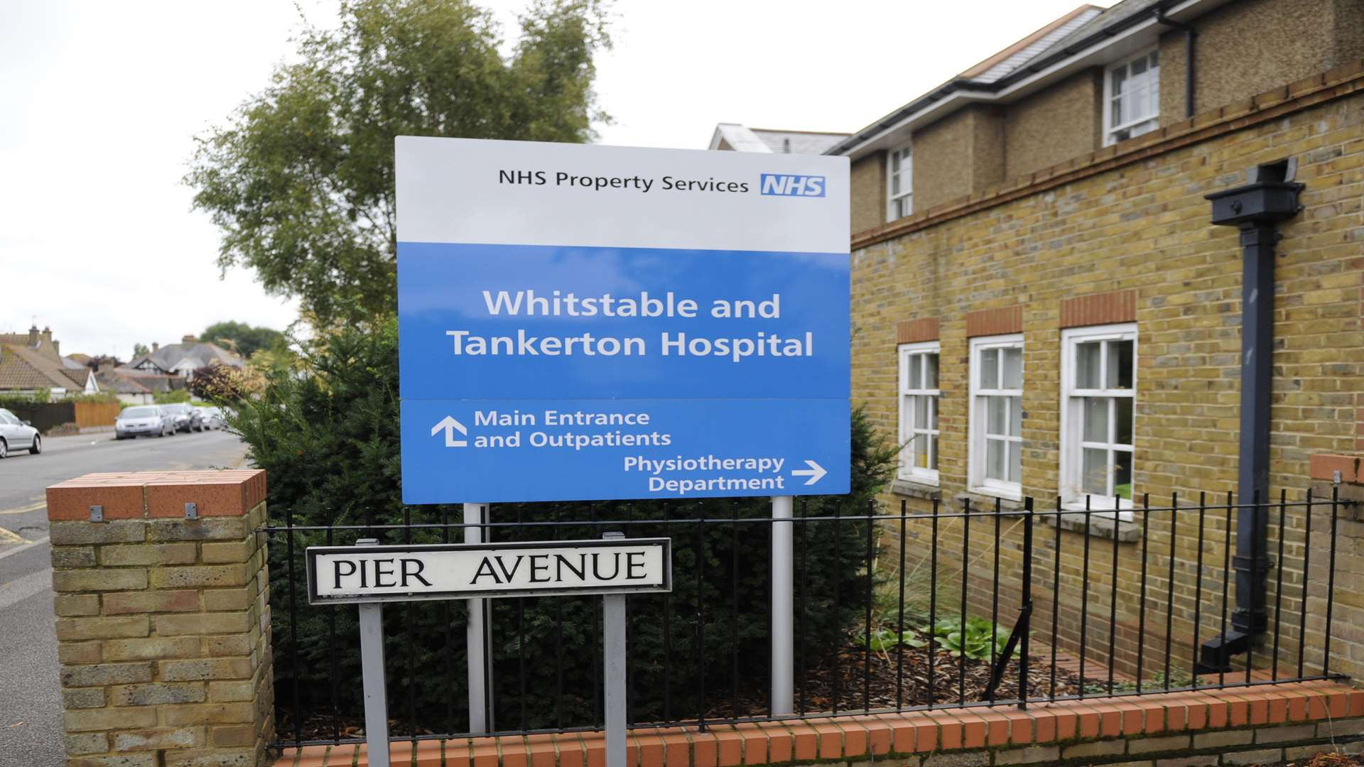 Whitstable and Tankerton Hospital not to be sold off, according to