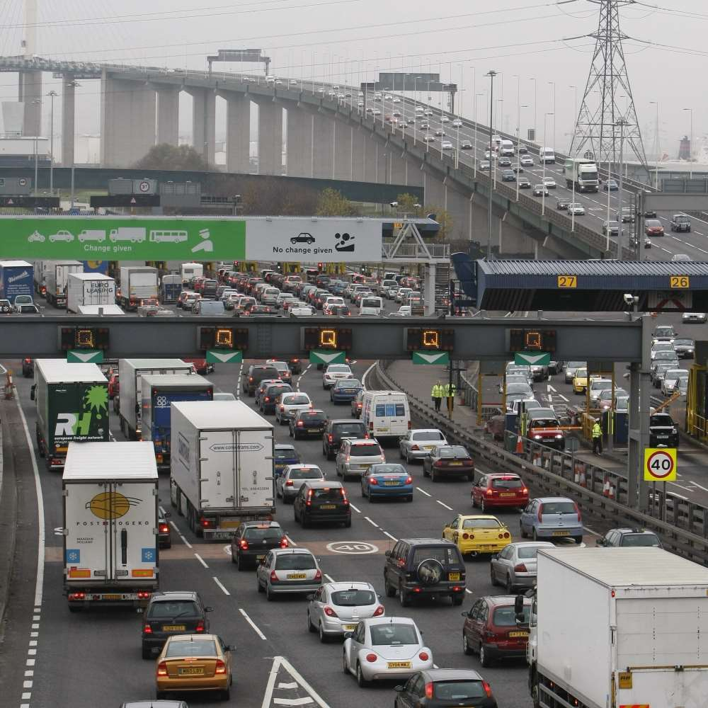 A fifth man has been charged over the discovery of a multi-million pound cannabis shipment near the Dartford Crossing.