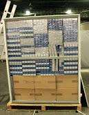 The cigarette haul. Picture courtesy of HM Revenue & Customs