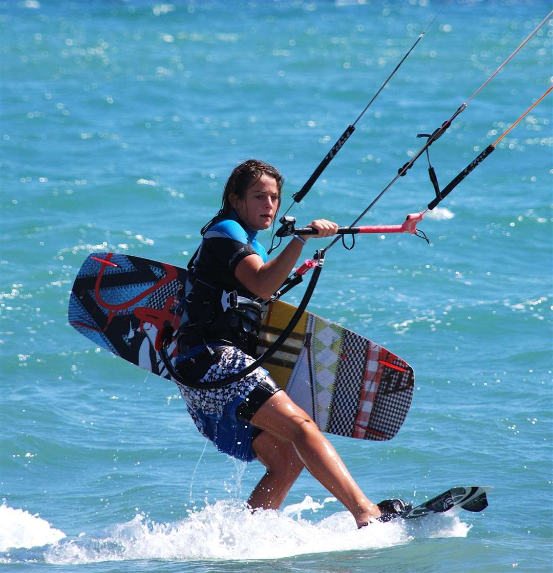 Kitesurfing is coming to the Thanet coast