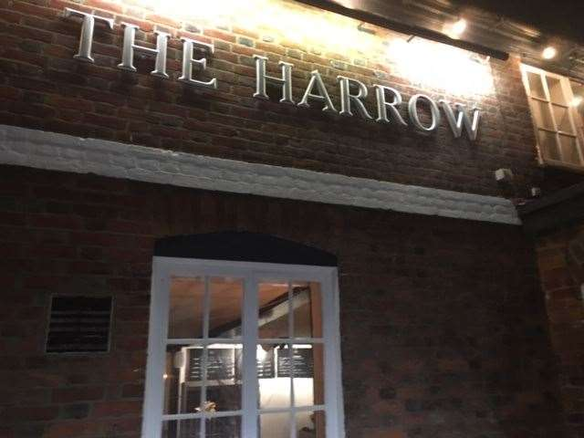 It might have adopted a new name when it reopened in 2019, but if you're driving past make sure you look out for The Harrow