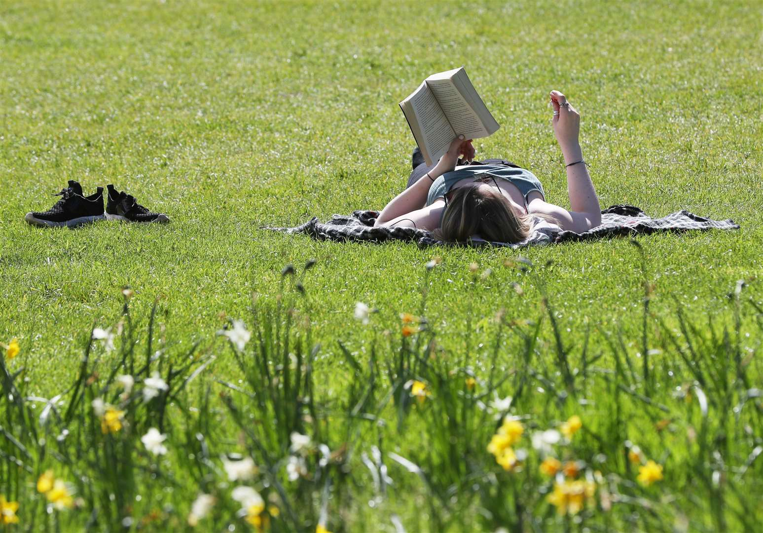 Temperatures are set to reach at least 30C this weekend