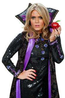 Patsy Kensit as the Wicked Queen in Snow White