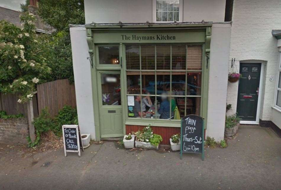 The Haymans Kitchen is Deal's best takeaway, according to TripAdvisor